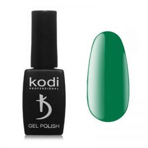 Kodi Гель-лак 8 мл. 60 GY — Ярко-зеленый, без перламутра и блесток, плотный