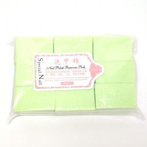 Салфетки безворсовые Твёрдые (упаковка 1000шт.) Салатовые