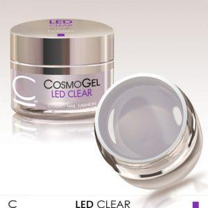 Гель для наращивания Cosmogel Builder LED CLEAR NEW (15 мл)