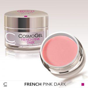 Камуфлирующий гель Cosmo French pink dark 15 мл.
