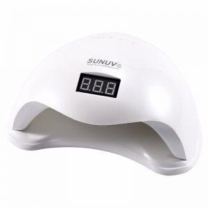 Лампа LED для маникюра SUN 5 48 Вт (Белая)