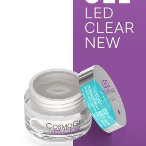 Гель для наращивания Cosmogel Builder LED CLEAR NEW (50 мл)