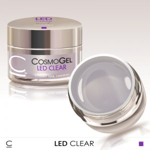 Гель Cosmo  Led Clear 50 мл