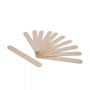 Шпатель деревянный для эпиляции (100 шт./уп.)