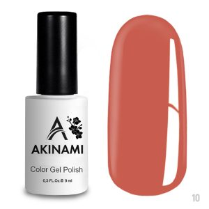 Гель-лак Akinami Color Gel Polish 010, 9 мл