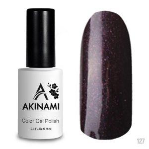 Гель-лак Akinami Color Gel Polish 127, 9 мл