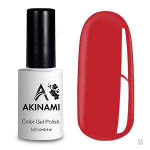 Гель-лак Akinami Color Gel Polish 013, 9 мл