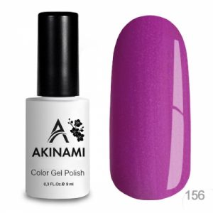 Гель-лак Akinami Color Gel Polish 156, 9 мл