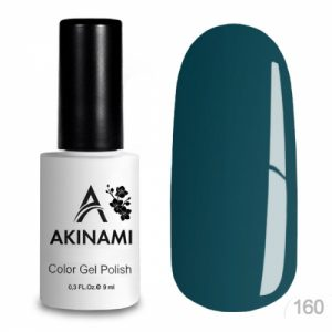 Гель-лак Akinami Color Gel Polish 160, 9 мл