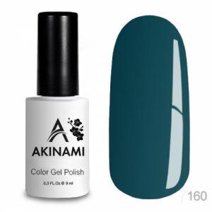 Гель-лак Akinami Color Gel Polish 160, 9 мл