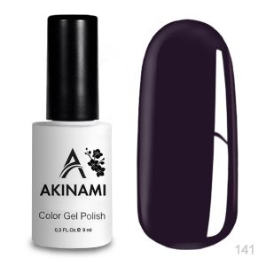 Гель-лак Akinami Color Gel Polish 141, 9 мл