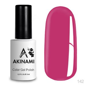 Гель-лак Akinami Color Gel Polish 142, 9 мл