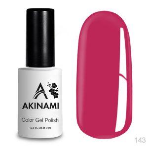 Гель-лак Akinami Color Gel Polish 143, 9 мл