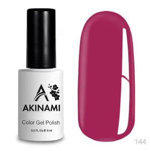 Гель-лак Akinami Color Gel Polish 144, 9 мл