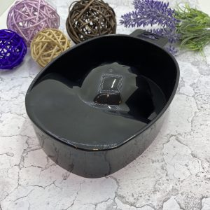 Ванночка для маникюра (чёрная)