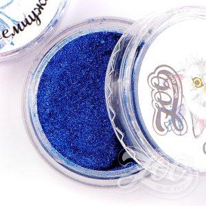Пигмент зеркальный ZOO «Синяя жемчужина» 0,5 г.