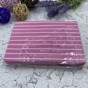 Баф mini — розовый (50 шт./уп)
