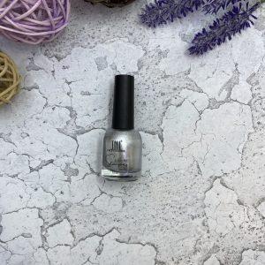 Краска для стемпинга TNL LUX №004 — серебро