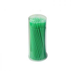 Микробраши (зелёные) 100 шт.