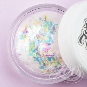 Камифубики 1 г. «Радужные бабочки» 3 мм