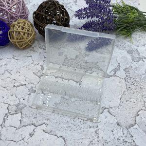 Контейнер для фрез пластиковый (прозрачный)