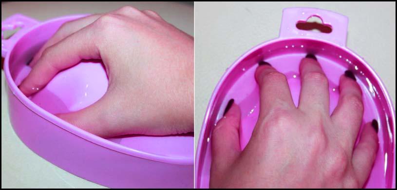 как правильно делать ванночки для ногтей при маникюре