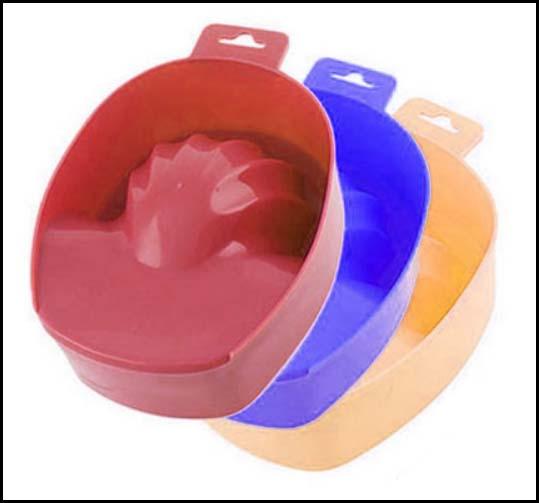 разноцветные ванночки для ногтей в минске