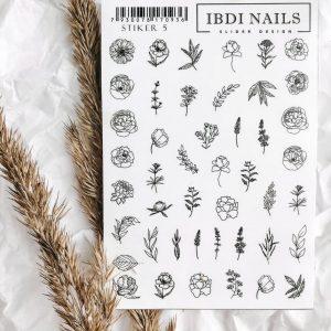 STIKER IBDI NAILS 05