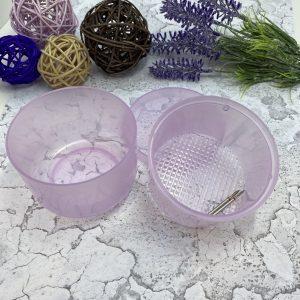 Контейнер-стерилизатор для фрез – матовый фиолетовый