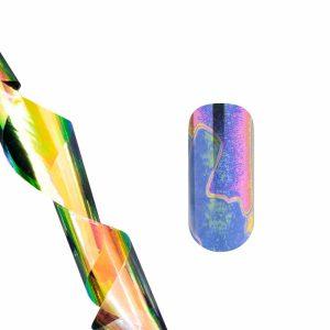 Фольга для литья (цветная мозаика) NEW