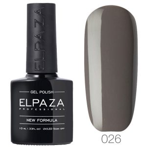Гель-лак ELPAZA CLASSIC 026