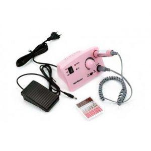 Фрезер для маникюра и педикюра DM-211 — 45 Вт и 45000 об. (Розовый)