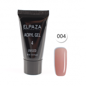 ELPAZA ACRYL GEL UV/LED 004