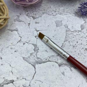 Кисть скошенная для китайской росписи №8