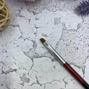 Кисть скошенная для китайской росписи №6