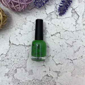 Краска для стемпинга TNL LUX №011 — ярко-зеленый