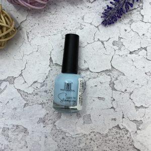 Краска для стемпинга TNL LUX №007 — небесно-голубой