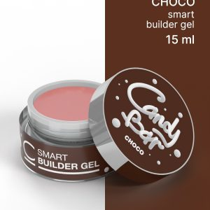 Гель для наращивания Cosmogel Builder CANDY BAR SMART Choco (50 мл)