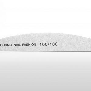 Пилка для ногтей Cosmo «лодочка» 100/180