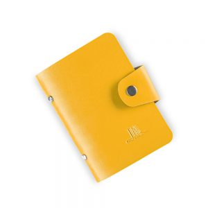 Кейс-органайзер для стемпинга TNL желтый